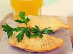 Brie and Mango Empanadas Recipe