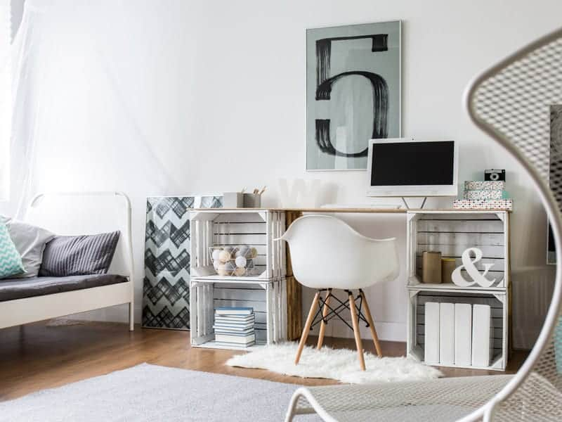 5 Home Office Decorating Tips To Inspire Your Creativity