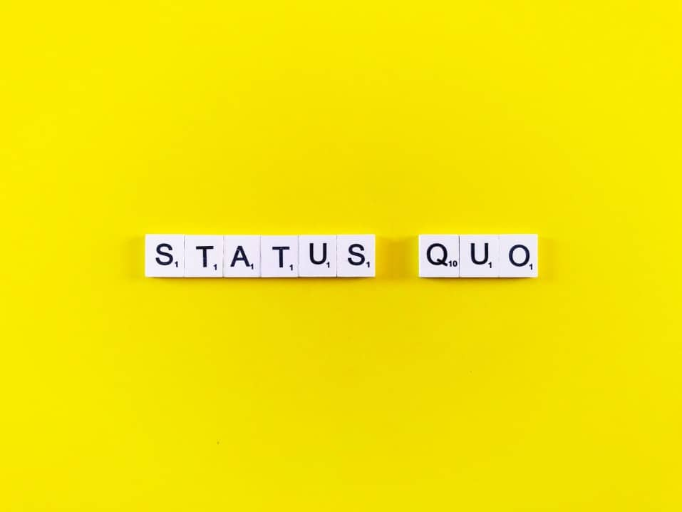Break the Status Quo of Your Successful Business and Personal Life