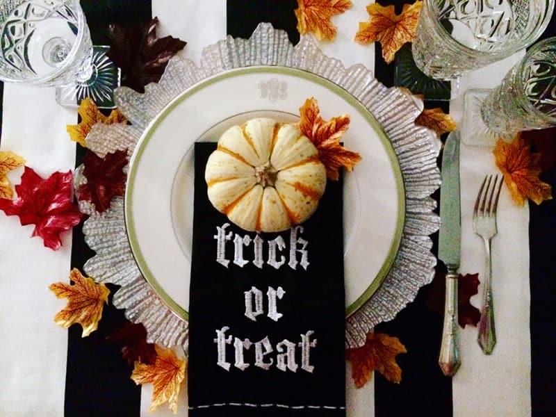 Fall Entertaining Tips