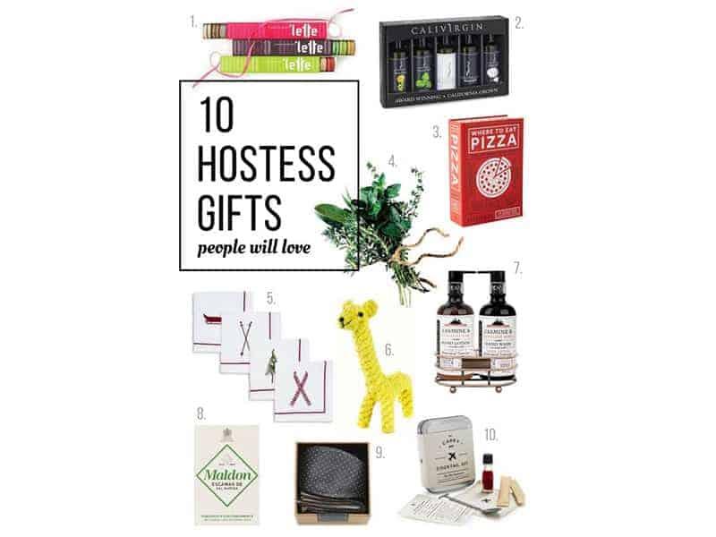 Bash Basics The 10 Best Hostess Gifts