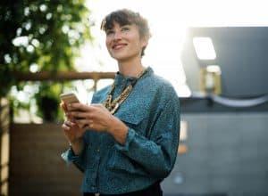 LadyBoss Phone Mobile