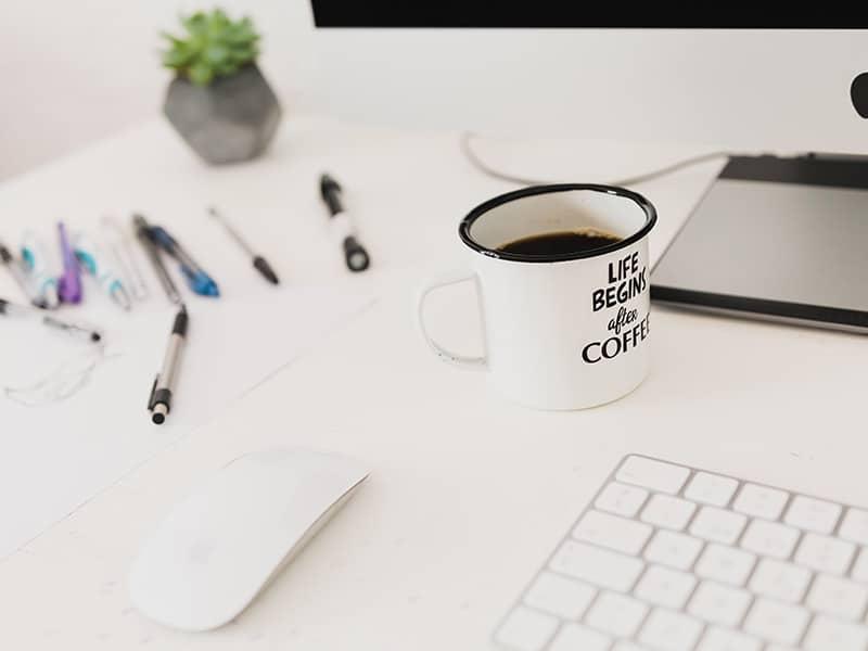 Coffee Desk