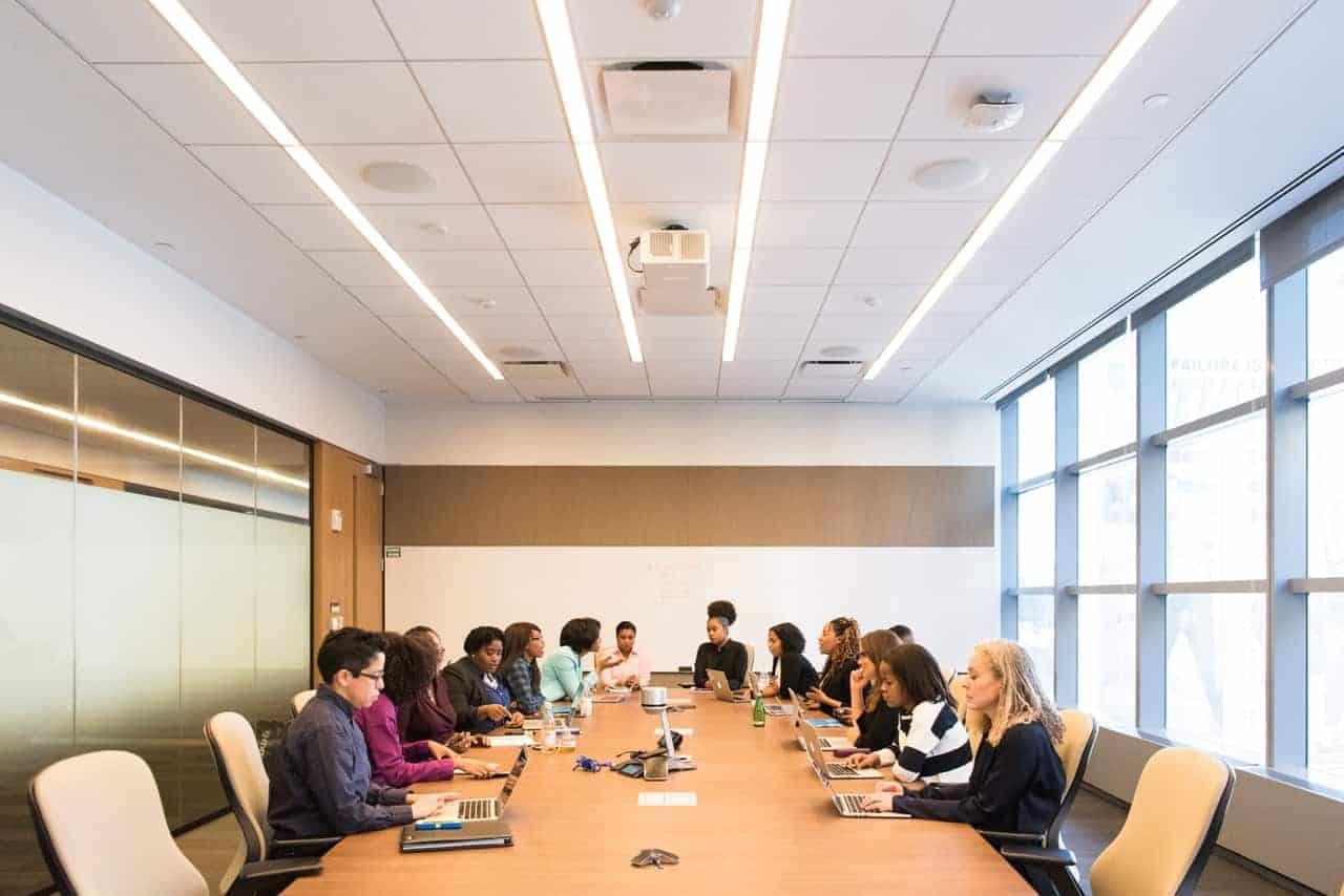 Staff Meeting - Boardroom