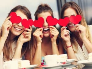 Valentine's Day as a single woman