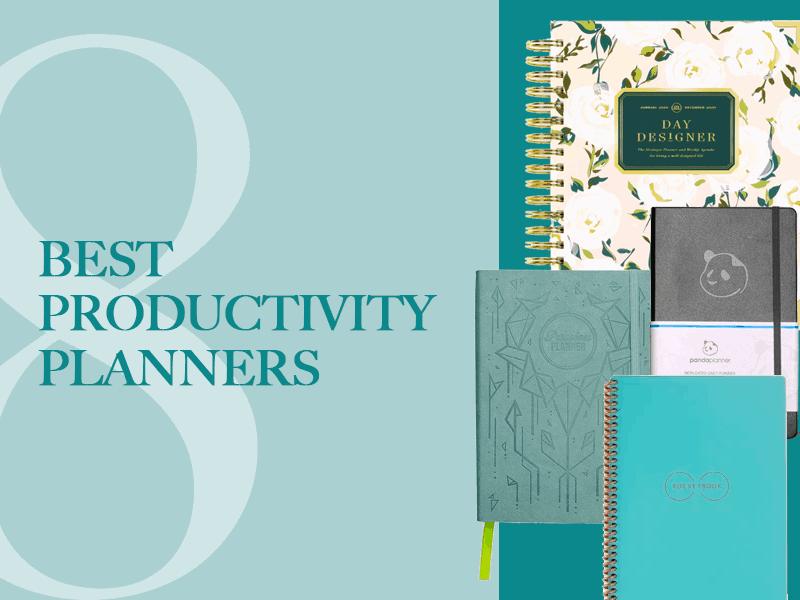 8 Best Productivity Planners