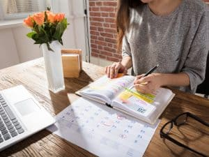 Habits to get your life organized