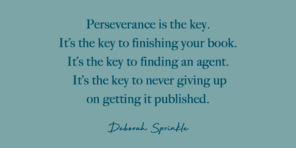 Deborah Sprinkle Pull Quote
