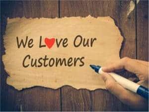 Customers Love You