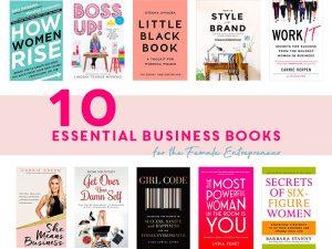 Business Books for the Female Entrepreneur