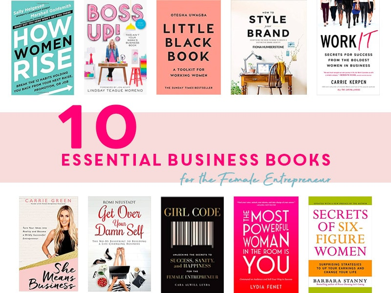 Business Books for the Female Entrepreneur