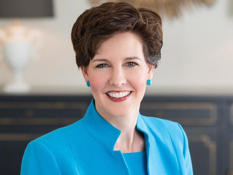 Jenni Bonura - President and CEO of Harry Norman REALTORS
