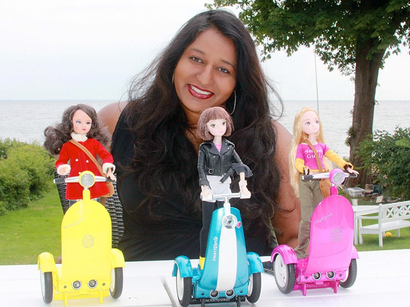 Sharmi Albrechtsen: CEO and Co-Founder of SmartGurlz