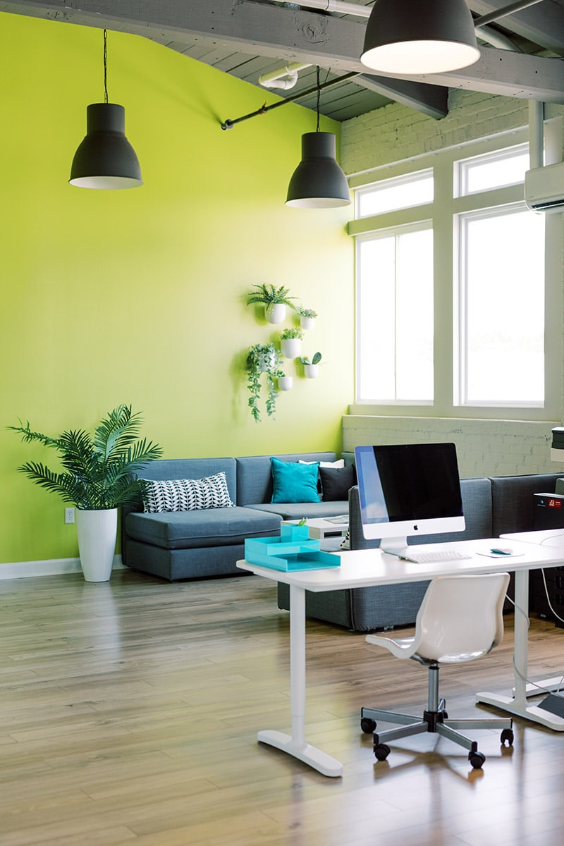 Worx and Co Office Space