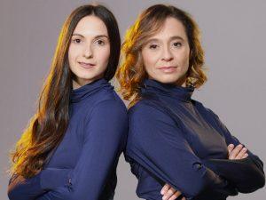 Rachel Katzin and Brielle Mayberg