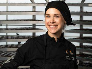 Chef Lauren Gockley, Director of Edibles, Coda Signature
