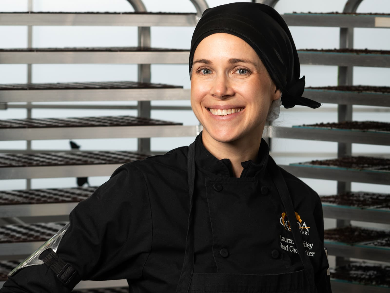 Chef Lauren Gockley, Director of Edibles, Coda Signature