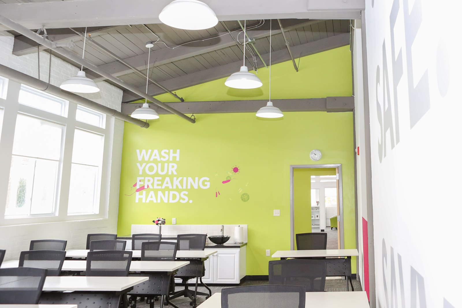 Office Design - Savvy Food Safety