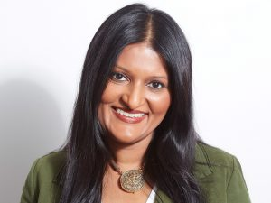 Saima Chowdhury - Founder of Grey State