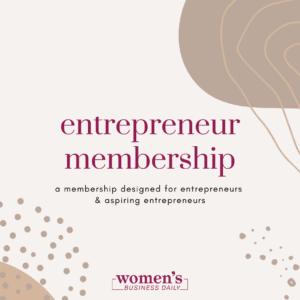 entrepreneur membership