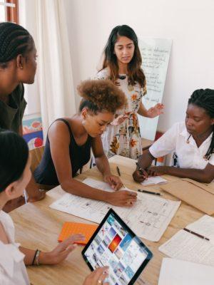 female entrepreneur community