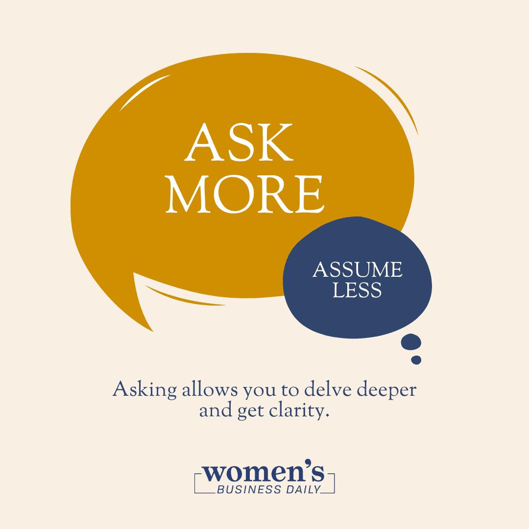 Mental Health Awareness Month: Ask More, Assume Less