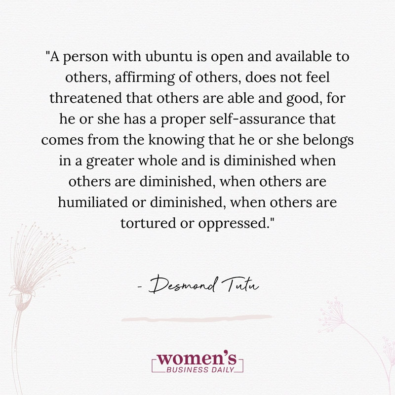Community Quote - Desmond Tutu
