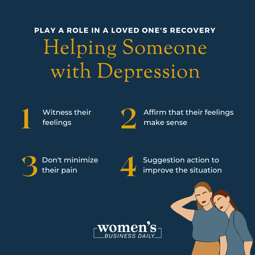 Mental Health Awareness Month: Helping Someone with Depression