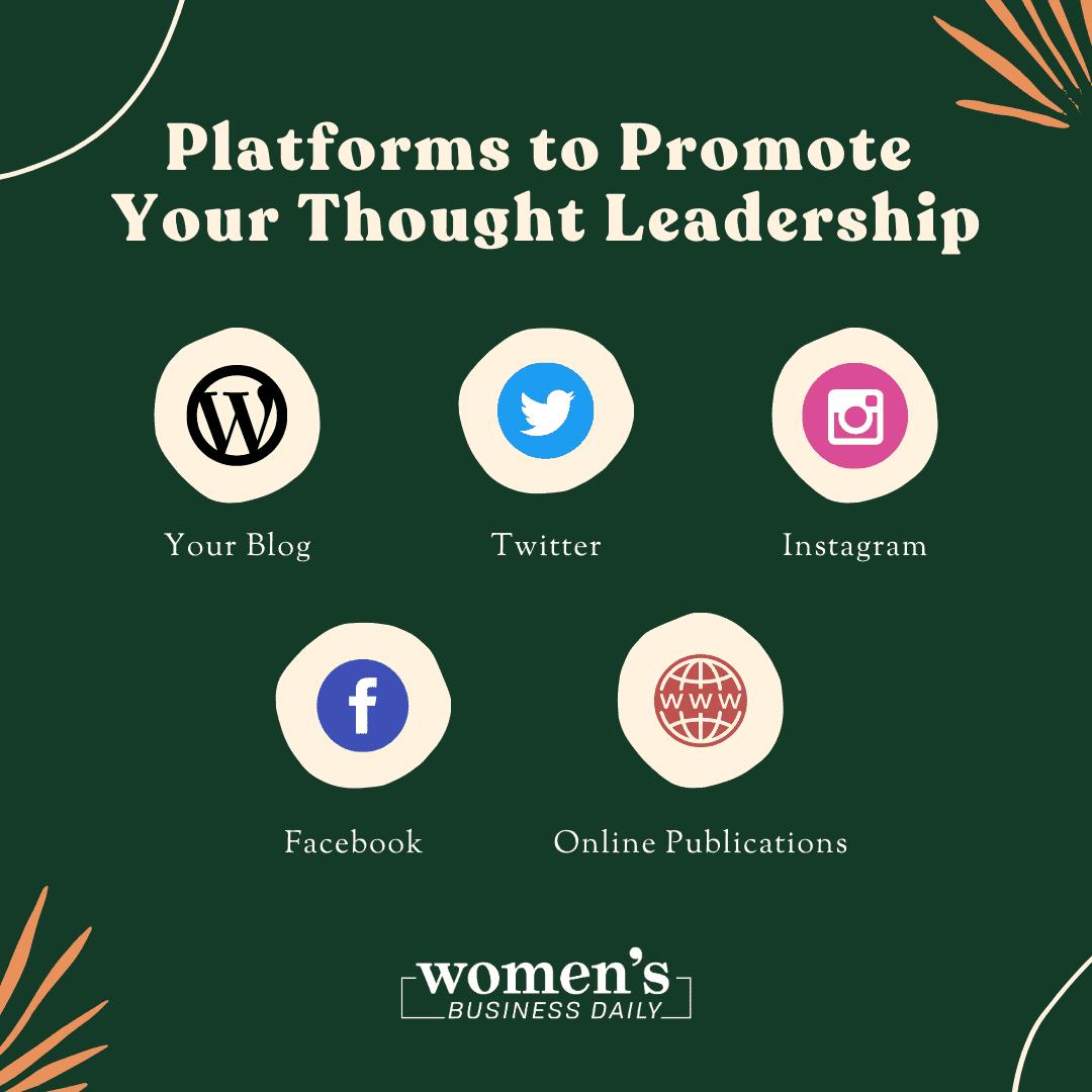 Thought Leadership Platforms