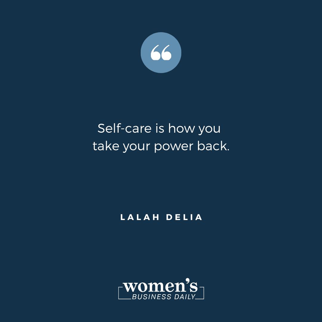 Mental Health Quotes: Lalah Delia
