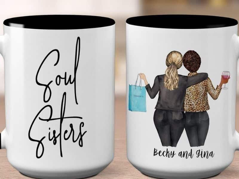 Best Friend Gifts: Mug