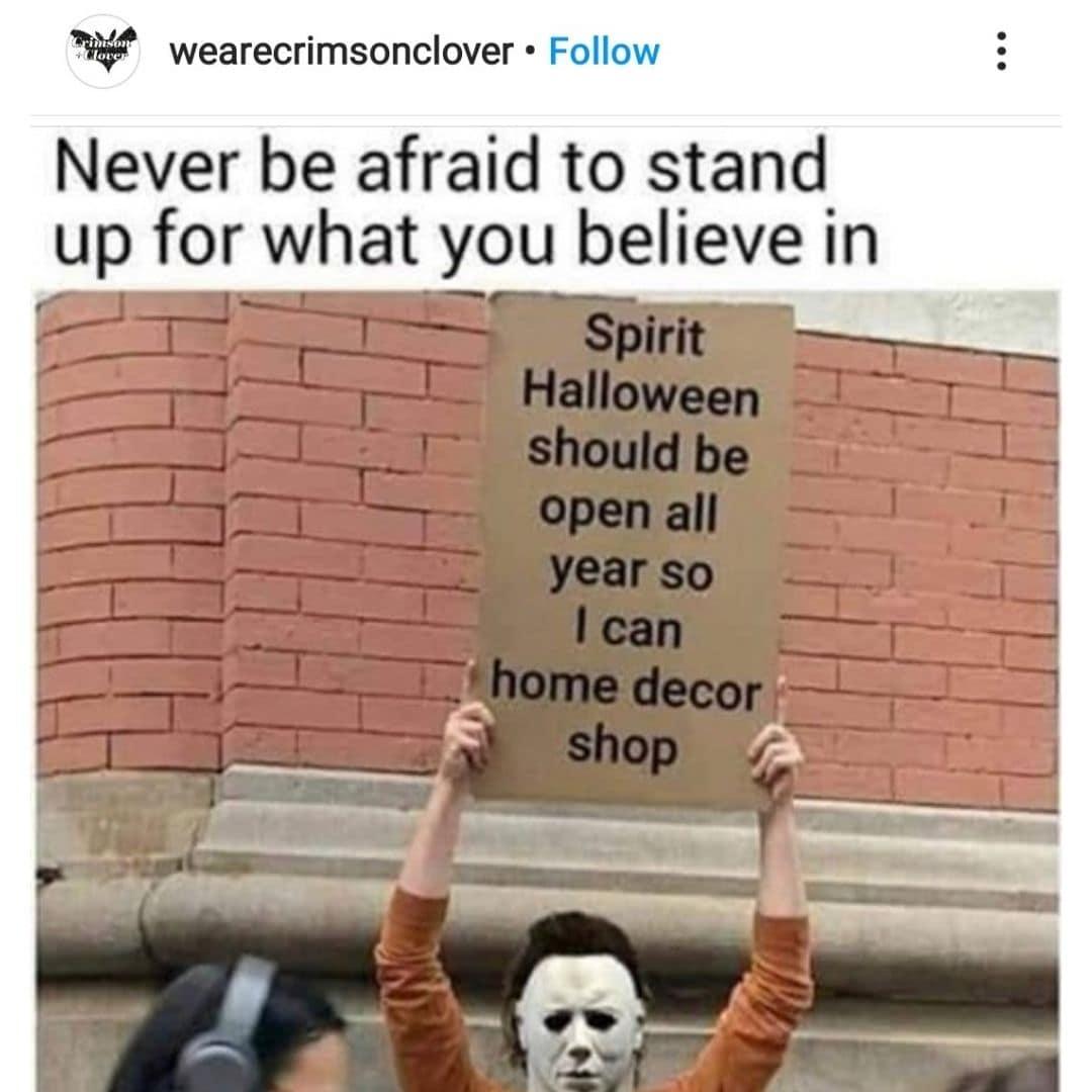 Spirit Halloween 24/7/365