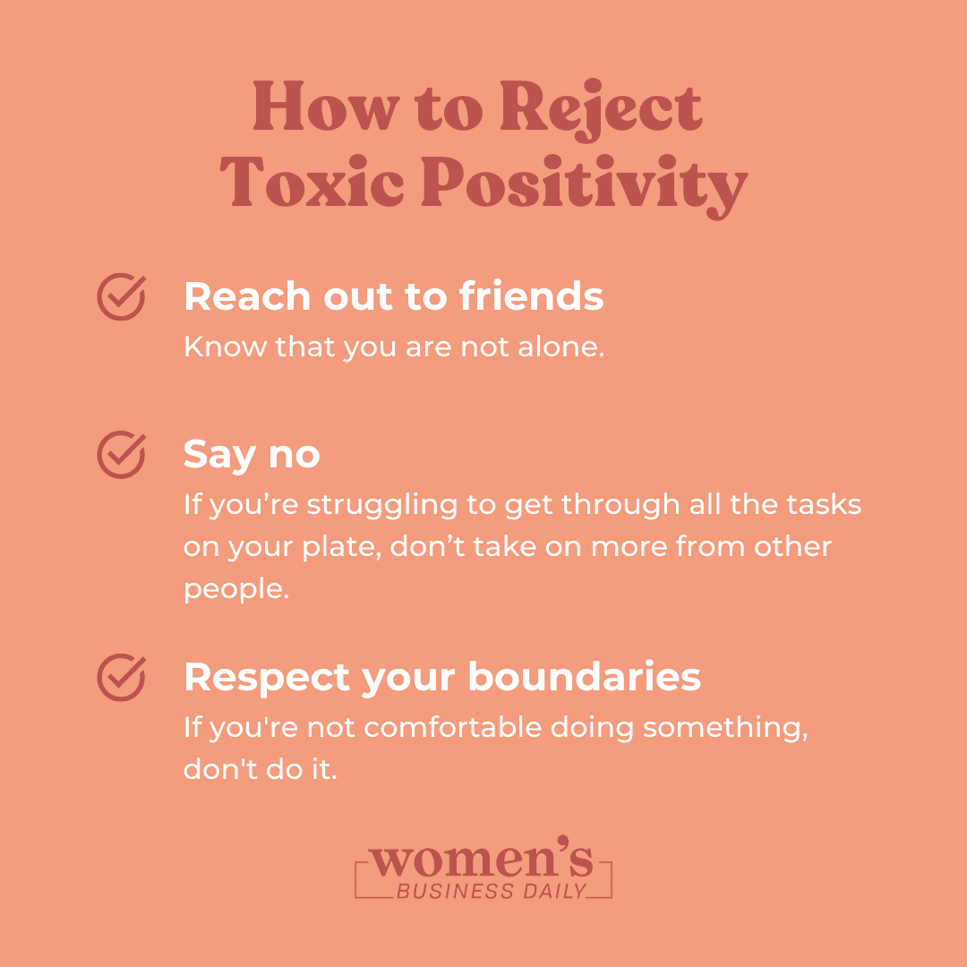 How to Reject Toxic Positivity