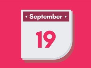 September 19 Zodiac