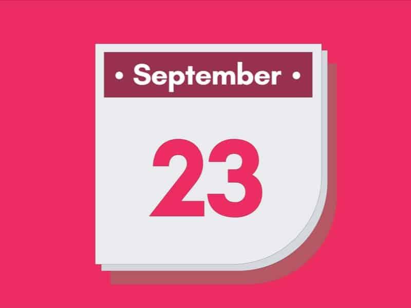 September 23 zodiac