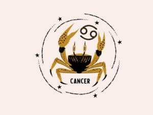 cancer sign