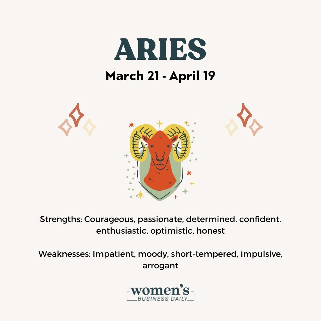 March Zodiac Sign: Aries Zodiac Sign