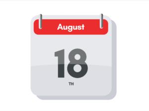 August 18 Zodiac