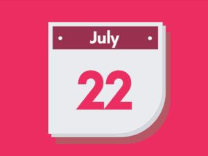 July 22 Zodiac